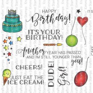 Kick Assy Birthday