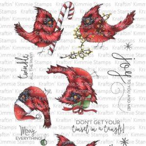 Merry & Bright Birdies