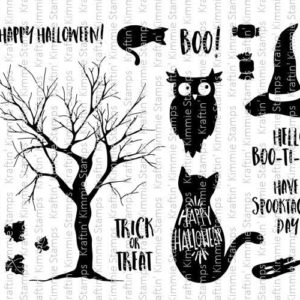Spooky Silhouettes