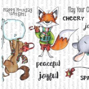 Furry Holiday Wishes