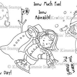 Lexi's Winter Fun
