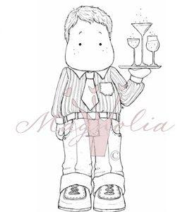 Bartender Edwin