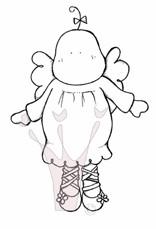 Kleine Ballerina