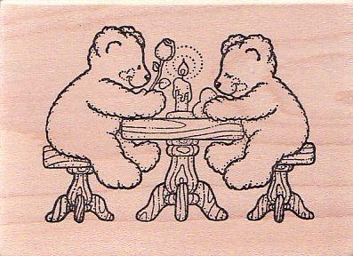 Beary Romantic