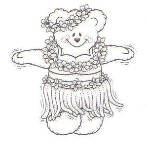 Hula Bear