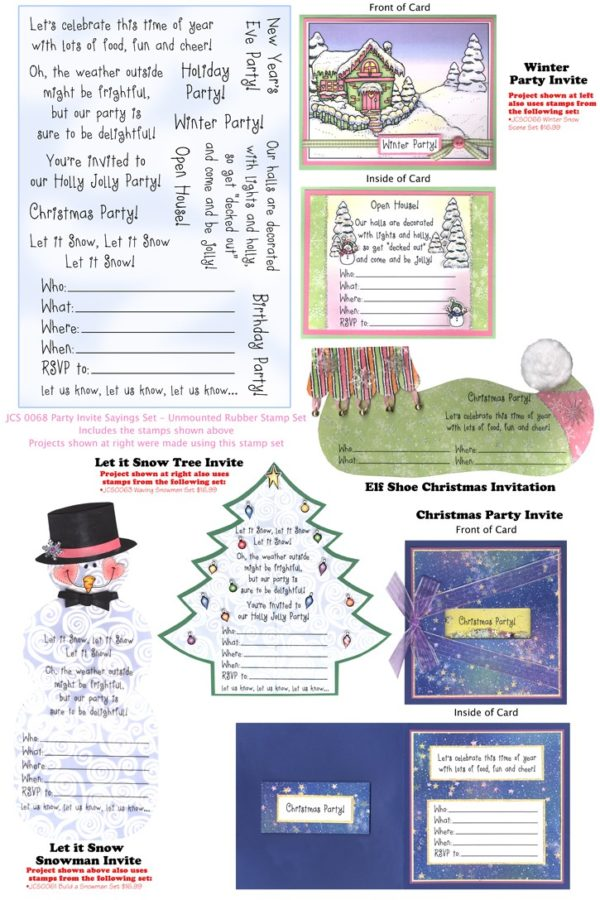 Party Invite Sayings
