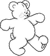 Skipping Bear