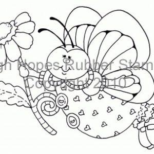 Bedelia Butterfly 2