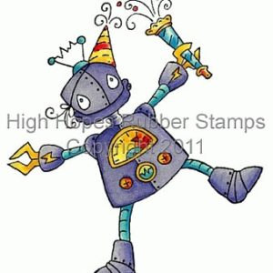 Jumping Party Robot