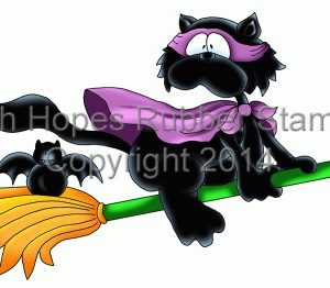 Kitty's Broom