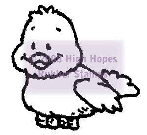 Perched Birdie