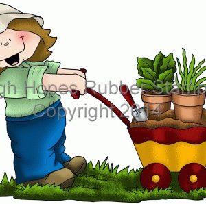 Planting Patty