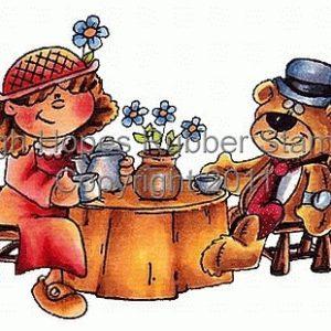 Tea for Teddy