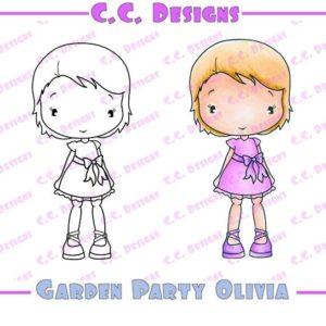 Garden Party Olivia