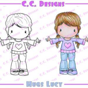 Hugs Lucy