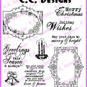Vintage Christmas Sentiments