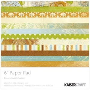 Devonshire Paper Pad