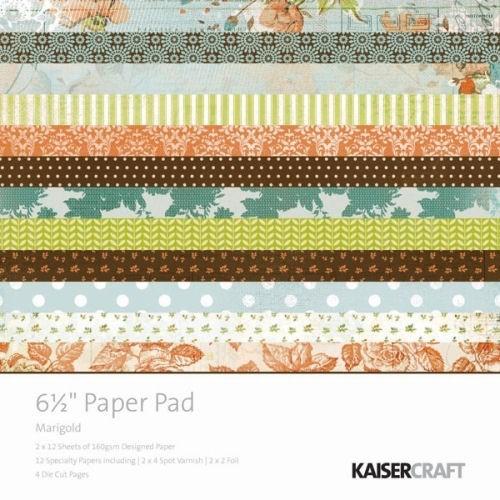 Marigold Paper Pad