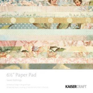 Sweet Nothings Paper Pad
