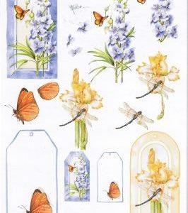Anhänger Blumen