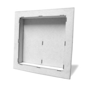 Shadow Box Square Frame Kit