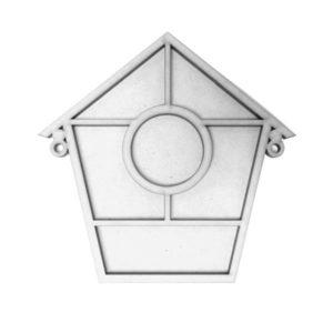 Bird House Ornament Kit