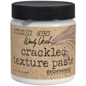 Studio 490 - Crackled Texture Paste