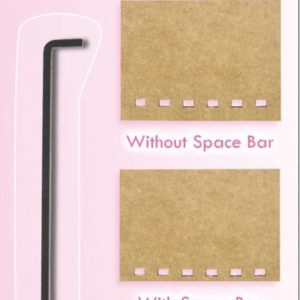 Bind-it-All Space Bar for Vers. 2