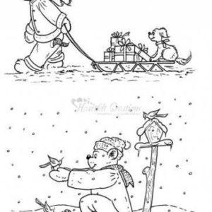 Bear-y Winter