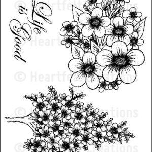 Lilac / Posy Bouquet