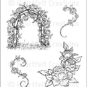 Twining Roses