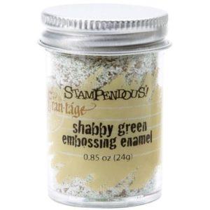 Fran-tage - Shabby Green