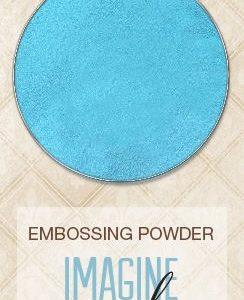Embossing Powder - Blue Sky