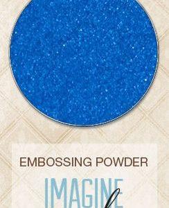 Embossing Powder - Cerulean