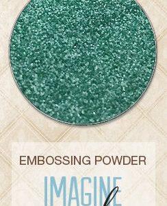 Embossing Powder - Fern