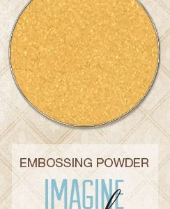Embossing Powder - Honey