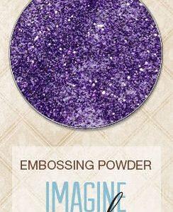 Embossing Powder - Lavender Eggs
