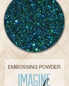 Embossing Powder - Peacock