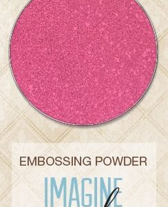 Embossing Powder - Raspberry