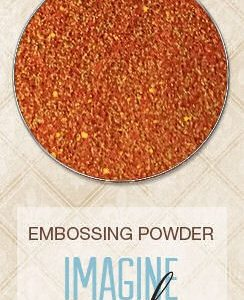 Embossing Powder - Rusted Roof