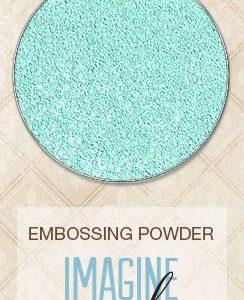 Embossing Powder - Sea Mist