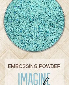 Embossing Powder - Speckled Mint
