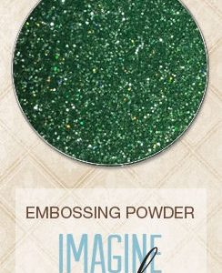 Embossing Powder - Summer Leaves