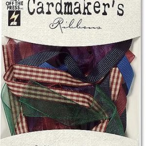 Cardmakers Jewel Ribbons