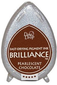 Pearlescent Chocolate
