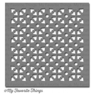 Tiled Hearts Stencil