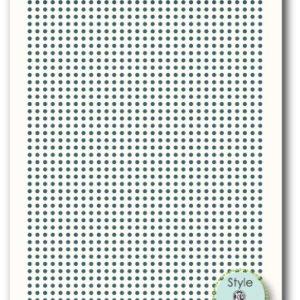 Dot Grid Stencil