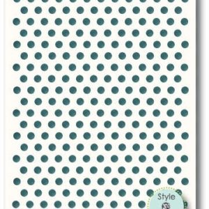 Mini Dots Stencil