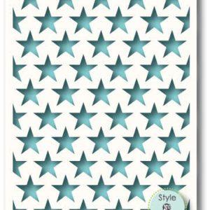 Oh My Stars Stencil