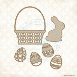 Bunny Basket Set